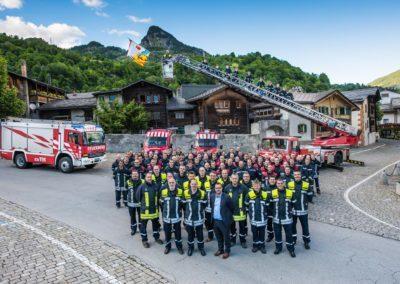 Neue Website der Feuerwehr Naters