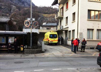FW Ei 2017 006 Verkehrsunfall alte Post b001