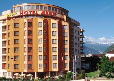 BMA im Hotel Alex ausgelöst