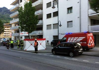 FW Ei 2018 029 Verkehrsunfall Bahnhofstrasse b002