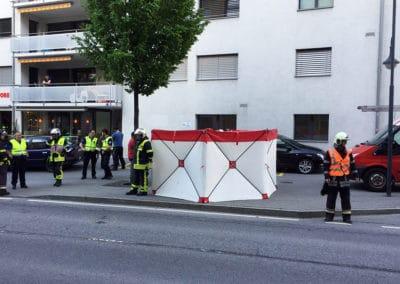 Verkehrsunfall Bahnhofstrasse